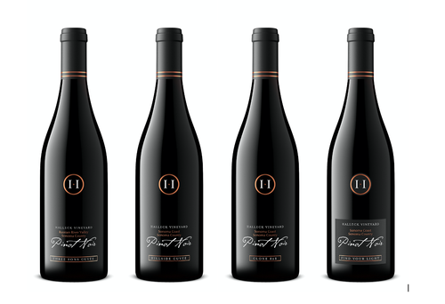 Inner Circle Wine Preview 2020 4 Pinot Pack